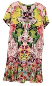 Prabal Gurung for Target short dress Floral on Tradesy