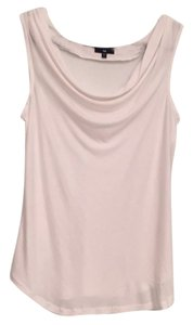 Gap Sleeveless Draped Top White