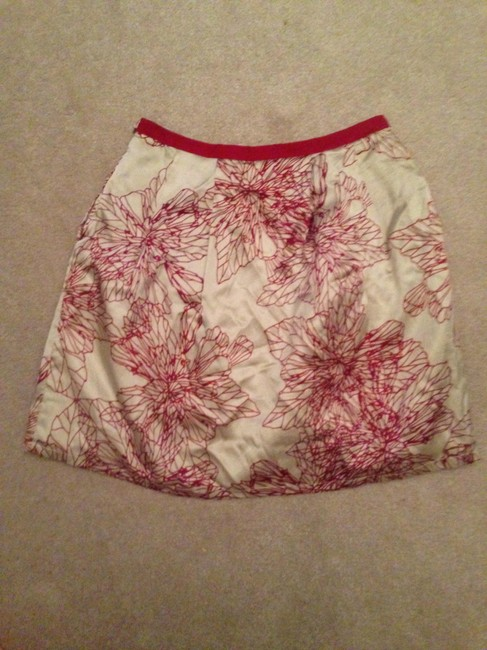 Gap short dress Golden Beige and Red on Tradesy