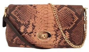 Coach Leather New Nwt Shoulder Cross Body Bag