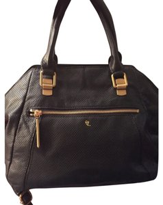 Elliot Lucca Satchel in Black