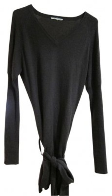 Preload https://img-static.tradesy.com/item/10051/lamade-brown-cashmere-long-belted-sweaterpullover-size-12-l-0-0-650-650.jpg
