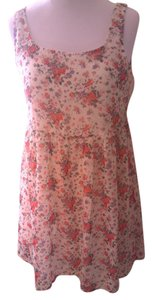 Windsor short dress floral Flowers Flowy Small on Tradesy