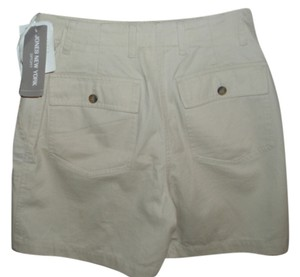 Jones New York Cute Mini/Short Shorts beige