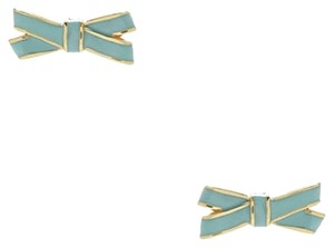 Kate Spade Kate Spade New York Double Bow Stud Earrings