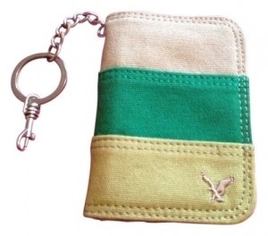 American Eagle Outfitters AE Wallet with Keychain
