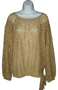 Michael by Michael Kors Lace Top