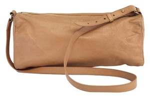 See by Chloé Nude Leather Cross Body Bag