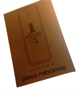 fragrance Million edt 1.5ml paco rabanne