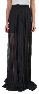 Versace Maxi Skirt Black