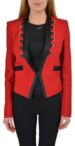 Just Cavalli Red Blazer
