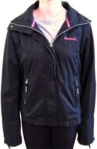 Bench Barbeque Good Condition Black Jacket