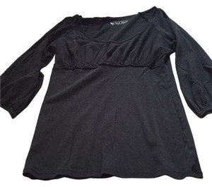 Victoria's Secret T Shirt Blac