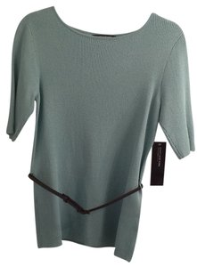 Jones New York T Shirt Seafoam-Sagey Green