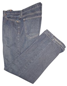 Nautica Straight Leg Jeans-Medium Wash