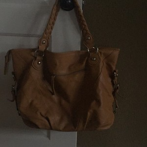 Franchescas Tote in Tan