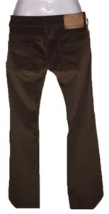 Gucci Flare Pants Brown