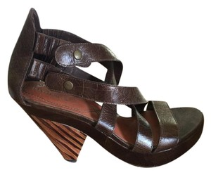 Matisse Brown Sandals