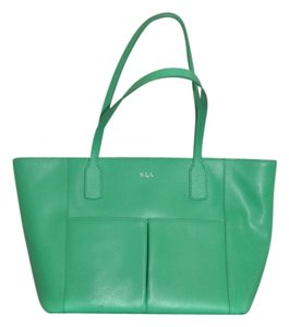 Lauren Ralph Lauren Tote in Green