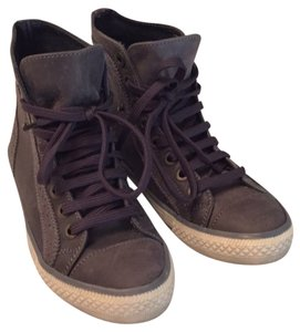 Steven by Steve Madden Gray Athletic