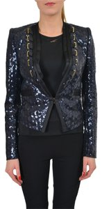 Just Cavalli Navy Blazer
