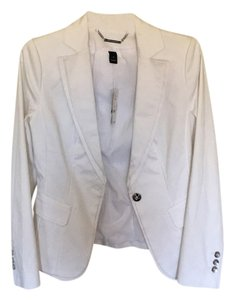 White House | Black Market White Blazer