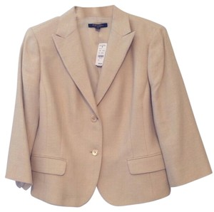Brooks Brothers Beige Blazer