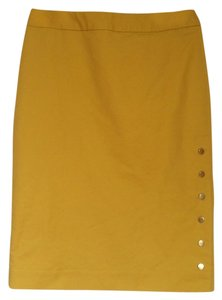Worthington Skirt Yellow