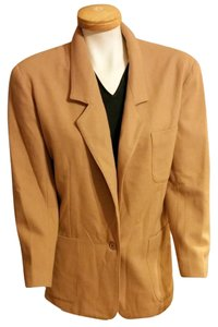 Clifford & Wills Made In Japan 90% Wool Camel / Tan Blazer