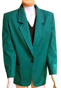 Other Teal Blazer