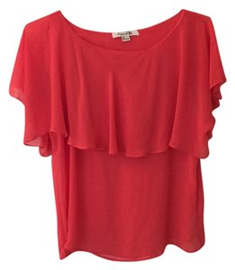 Forever 21 Top Coral/pink