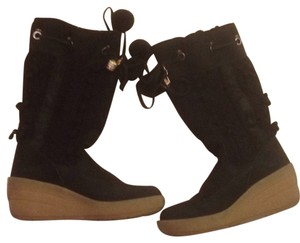 Juicy Couture Blac Boots