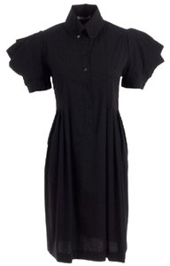 Alexander McQueen short dress Black on Tradesy