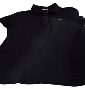 Lacoste Polo T Shirt Navy Blue