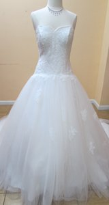 Alfred Angelo 2559 Wedding Dress