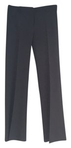 Theory Trousers Slacks Wide Leg Pants Grey