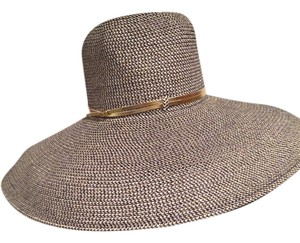 bebe Bebe wide brim floppy hat