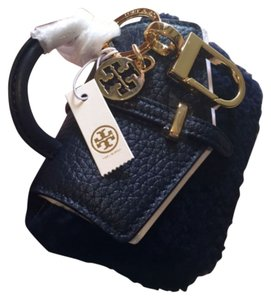 Tory Burch 797 Shearling Mini Bag Key Fob