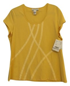 Doncaster T Shirt Yellow