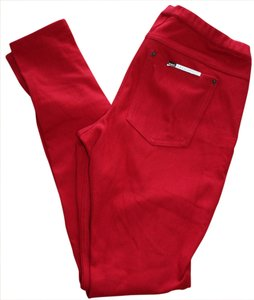 Hue Red Leggings