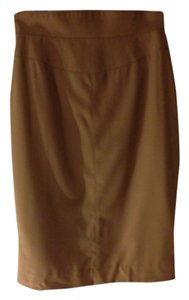 Escada Skirt Gold