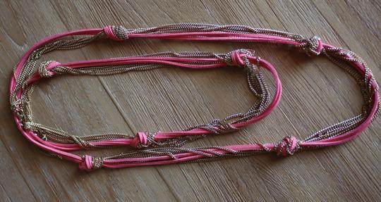 Other Knotted Necklace