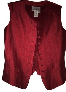 AKA Eddie Bauer Top Red