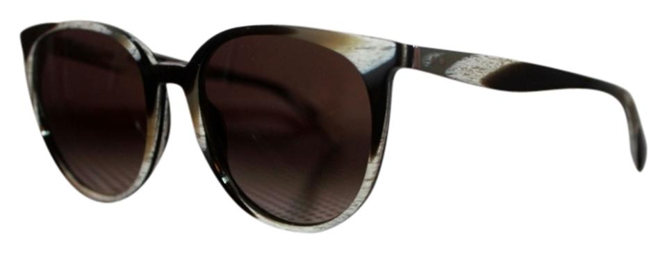 10a738ae81a4 Céline Celine Thin Mary CL 41068/S Multicolor Oversized Round Sunglasses  Image 0 ...