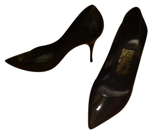 Salvatore Ferragamo Pump Classic Black Pumps