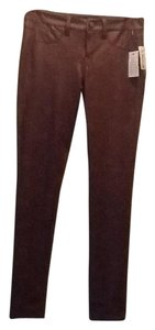SOLD Design Lab Skinny Pants Brown