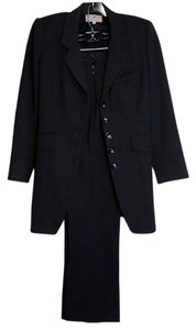 Vertigo Paris VERTIGO PARIS CHARCOAL PANT SUIT LONG JACKET