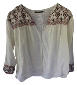 Velvet by Graham & Spencer Top White