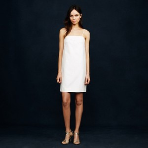 J.Crew Lace Trim Mini Dress Nwt Wedding Dress