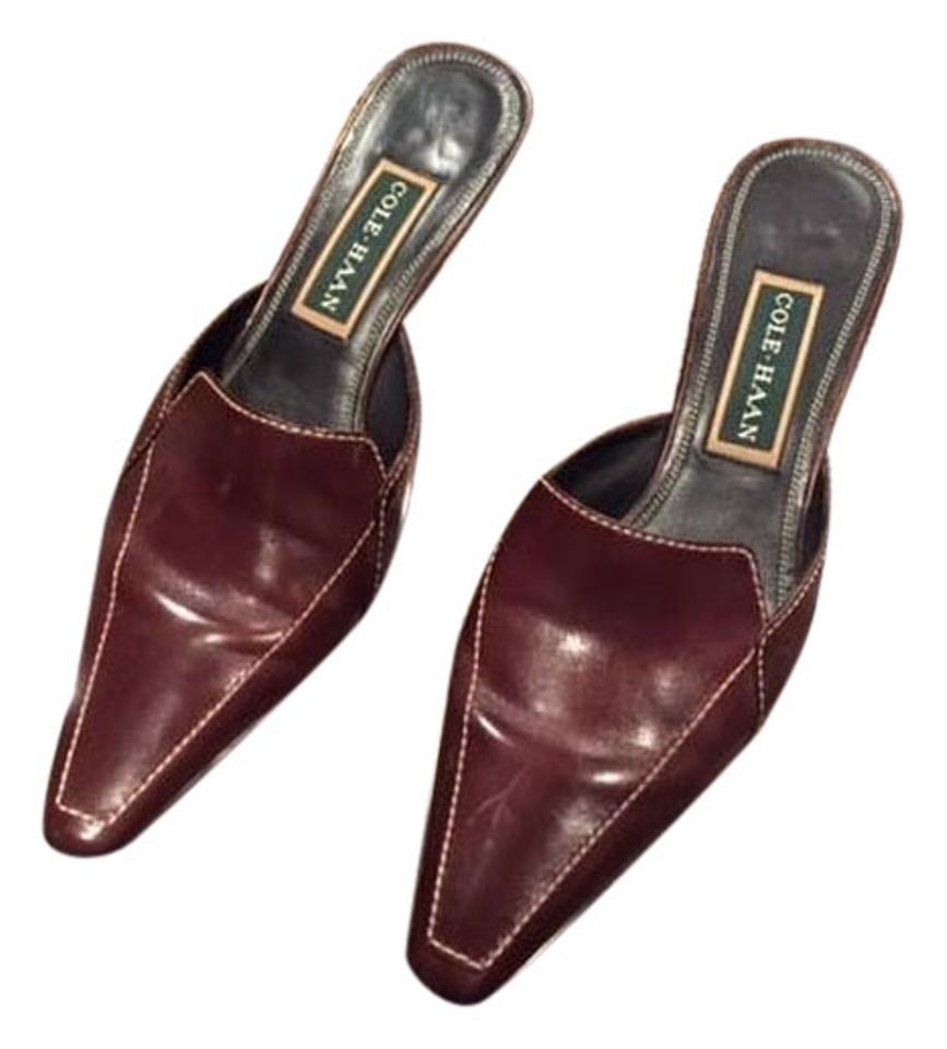 LADY Cole Haan Brown Selected Mules/Slides Selected Brown materials 71b222